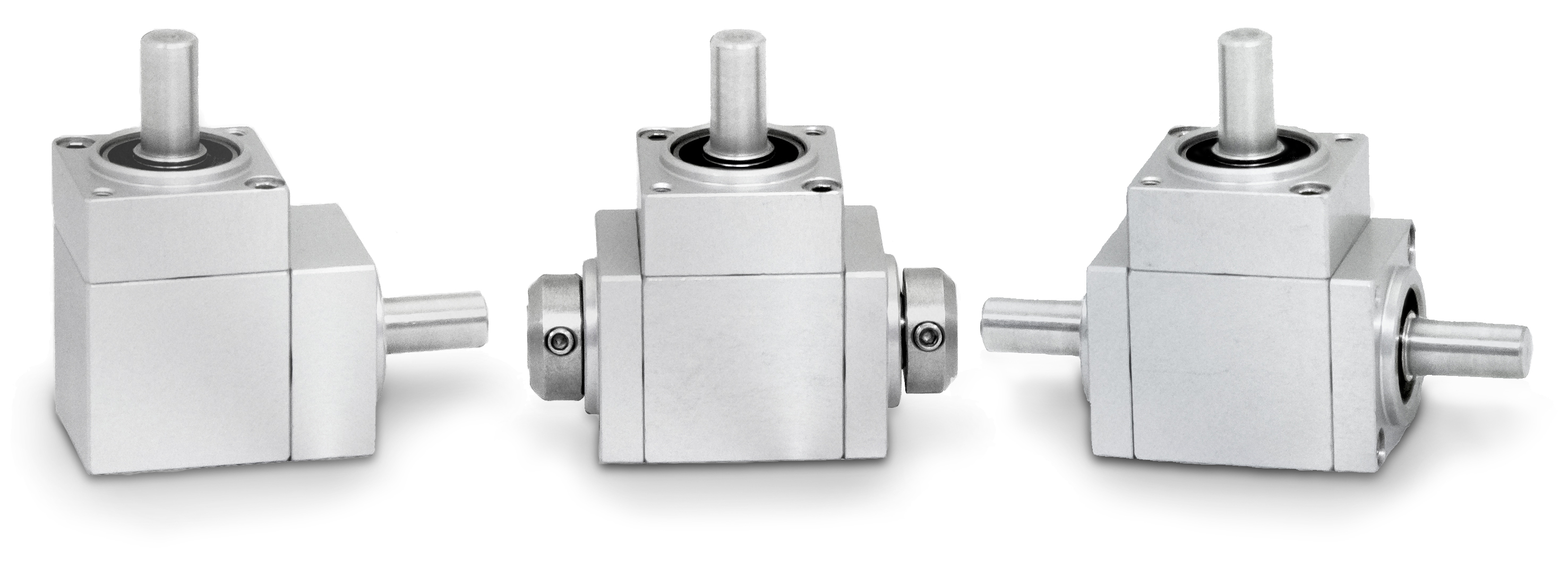 66/4 Gearboxes - Right-angle drives for position indicators